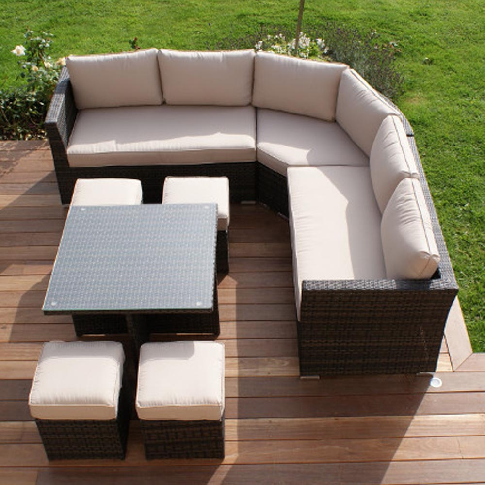 unique wicker elegant loveseat furniture world of patio incredible outdoor