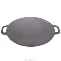 Pre-seasoned Cotaing Cast Iron Paella Pan
