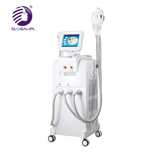 2018 Newest painless shr ipl best brown hair removal vascular therapy body machine for sale