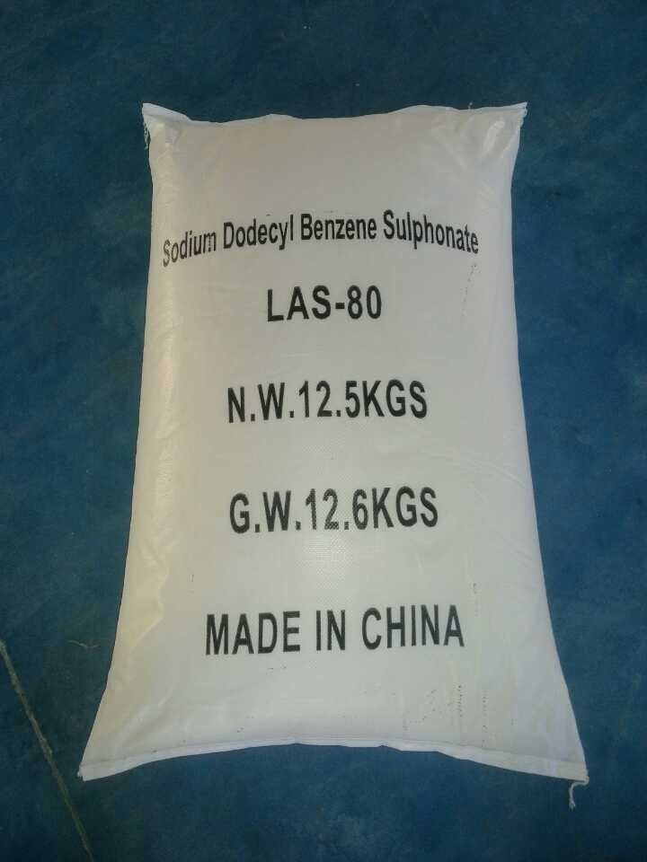 SDBS China Sodium Dodecyl Benzene Sulfonate