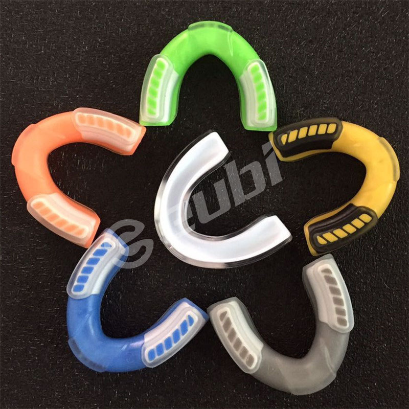 BW#A Rugby Football Mouth Guard MMA Muay Thai Boxing Sports Teeth Protection