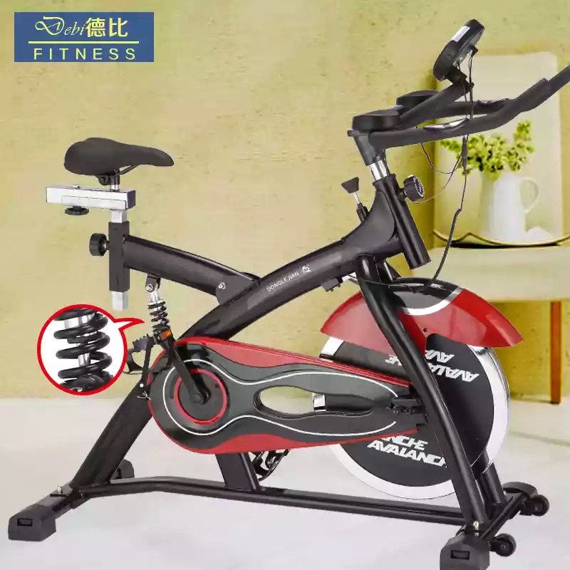 Spinning Bike Lose Weight: Magnetic Exercise Bike Indoor Household Lose Weight Ultra