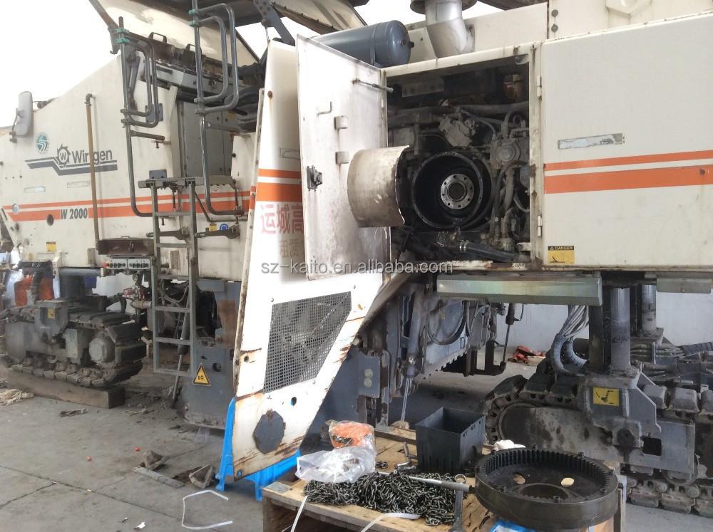 wirtgen cold milling machine w1900 w2000 used machines and spare rh alibaba com