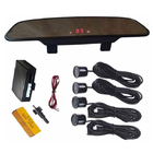 Epark 7 Inch Car Rear View Monitor Tractor Truck Reverse Camera System