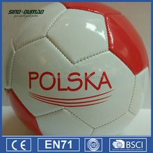 Wholesale Fashion New Style Soccer Good Quality PVC Ball