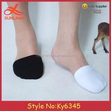 chaussette bout de pied