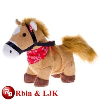 horse toys large plush horse giant stuffed animals buy plush stick horse plush rocking horse. Black Bedroom Furniture Sets. Home Design Ideas