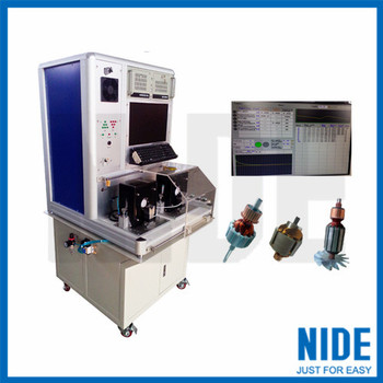 Automatic Rotor Tester Electric Motor Rotor Testing