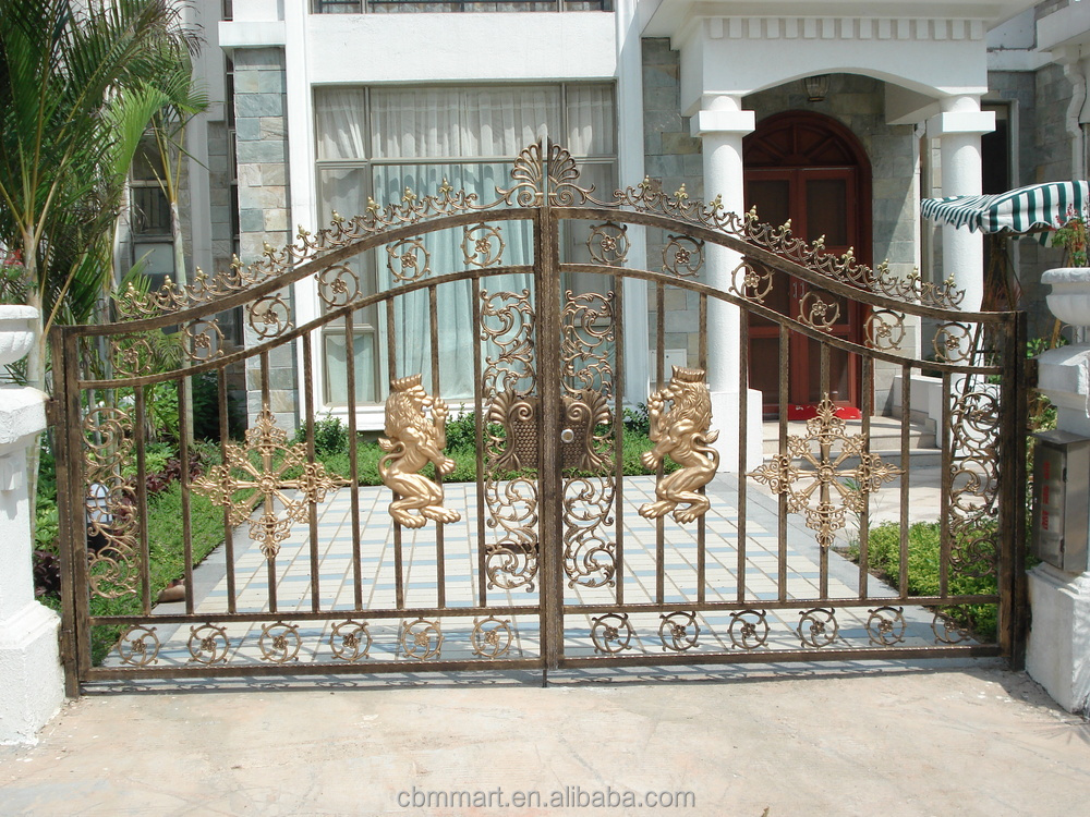 Front gate designs for houses india house and home design for Front gate designs for houses