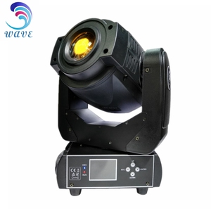Pro Stage Light DMX512 90W led 3 prism Led Spot gobo Moving Head