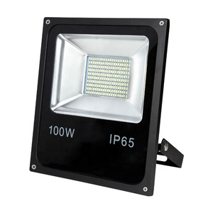 Outdoor smd 9000 lumen 100w led reflector 100watts led flood light