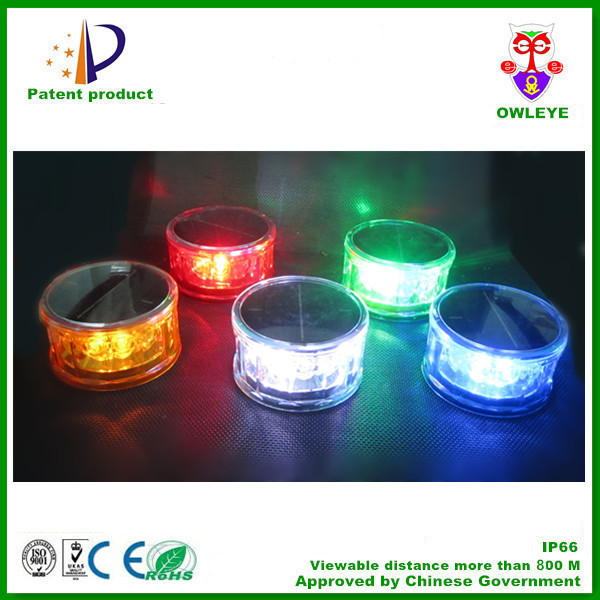 light lit warning single lights yellow nightsearcher colours led rechargeable pulsar