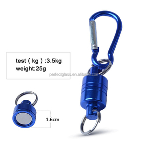 Strong Pull Release Magnetic Net Gear Release Tool Lanyard Cable Cord For Fly Fishing Tackle Accessory Tool
