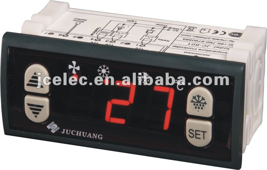 Jc-605 Digital Temperature Controller