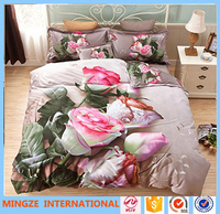 Famous king size textile fabric bed sheet sale