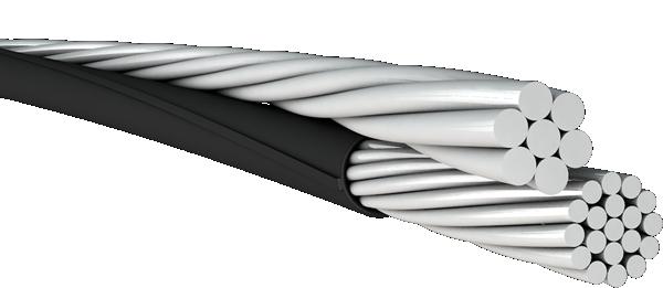 low voltage multi core duplex service drop shepherd cable. Black Bedroom Furniture Sets. Home Design Ideas