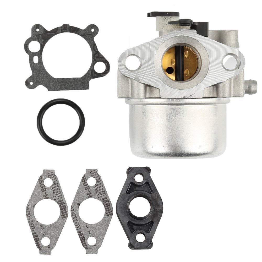 Get Quotations · Harbot MIA11189 Carburetor with Gasket for John Deere JS20  JS30 JS25 JS35 JM26 JM36 JS28 JS38