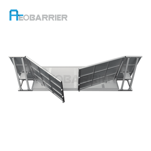 AEOMESH Retractable Belt Barrier Crowd Control Barrier