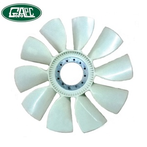 Auto Engine Wholesaler White 61500060131 Plastic Fan Blade for Howo Lorry Heavy Duty Truck Spare parts Factory Supplier