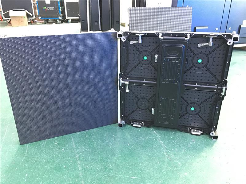 Multifunctional p3.91 stage rental display for wholesales