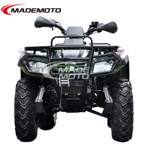 300cc shaft drive 4x4 gas ATV quad bike EEC approved high speed and far range attractive and durable