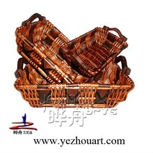 2012 new style basket wicker