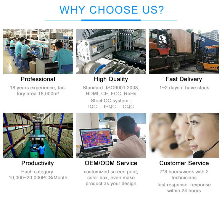 Factory Price OEM ODM KVM RX TX HDMI fiber extender over fiber 20km