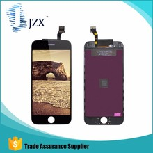 4.7 inch Mobile phone lcd For Apple for iPhone 6 LCD Display Touch Screen With Digitizer Assembly + Home button Front camera
