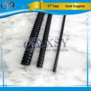 China Supplier Fiber Glass Reinforced Epoxy Rebar for Sale