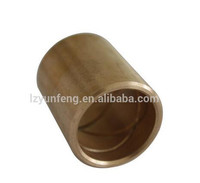 cnc turning machining parts bushing/bush bearing,bronze bushing thin wall bearing,friction bearing bush
