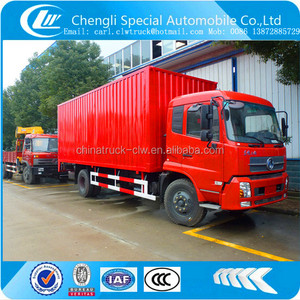 Dongfeng 190hp 15ton cargo truck