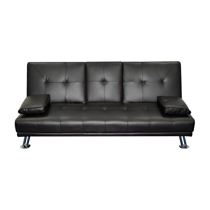 Best Price Sofa Bed Futon Reclining With Cup Holders Holder Product On Alibaba Com