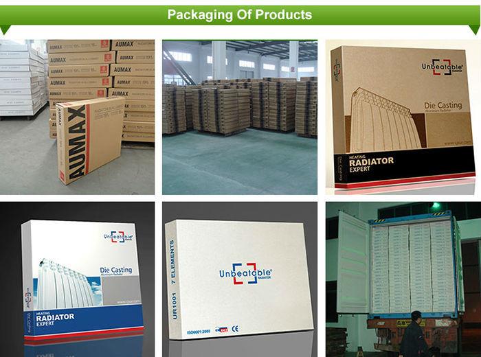 China Supplier Central Heating Custom Aluminium Radiator For Home ...