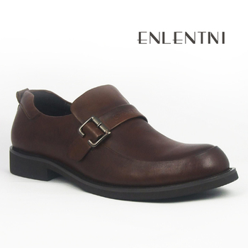 432582e3adbff0 name brand men's casual business round toe leather shoes for men leather  shoes turkey