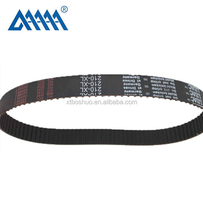 High quality <strong>XL</strong> <strong>timing</strong> <strong>belt</strong> XL210 industrial <strong>timing</strong> <strong>belt</strong> made in China