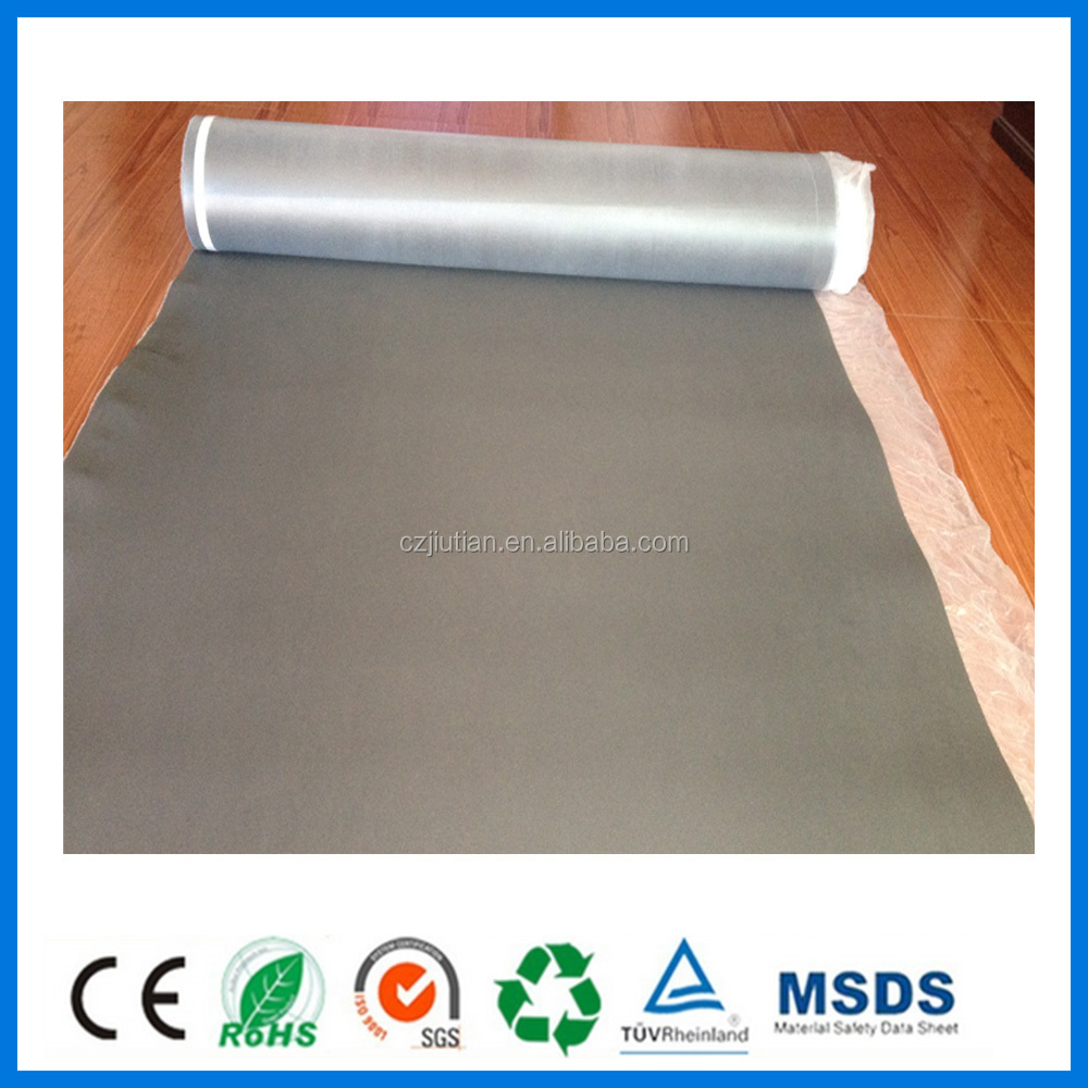 excellent moisture proof eva laminate flooring underlay for bamboo