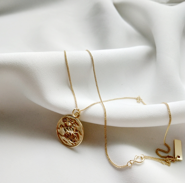ed76adad1a5938 China necklace with a coin wholesale 🇨🇳 - Alibaba