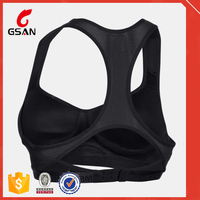 Cheap Wholesale Fitness Wear Sexy Yoga Bra Top Women Sports Bra