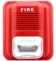 FS-03-LED,High quanlity DC12V and DC24V security products sounder and flasher fire alarm