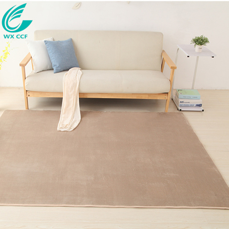 Living room large water-absorbent rugs carpet for sale
