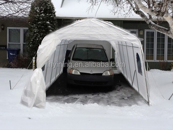 king canopy winter garage canopy snow storm shelter canopy carport
