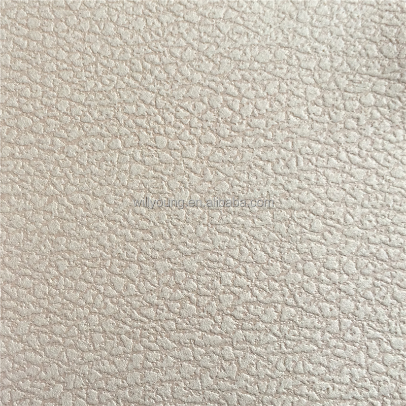 Tc Base Fabric With Suede Embossing Elephant Texture Two Layers For