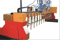 Industrial field large scale usage air plasma cutter