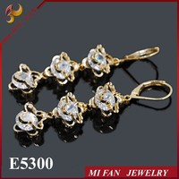 Mexico Jewelry Imitation jewelry Nice cheap crystal earring