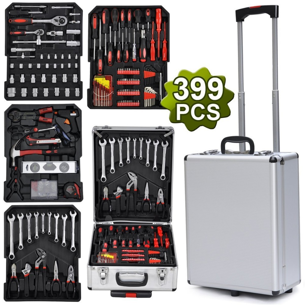 599pcs/399pcs Swiss Kraft Tools Set for MOQ 50pcs