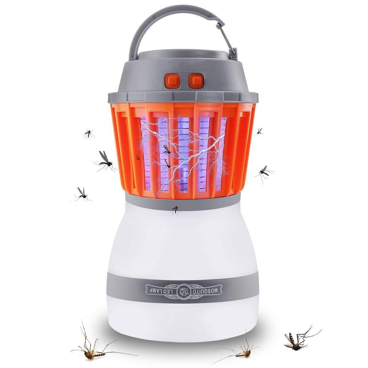 Cheap Mosquito Zapper India Find Deals On Killerelectric Killerinsect Killermosquito Get Quotations Electronic Insect Killer Bug 2 In 1 Night Led Light Bulb Lamp