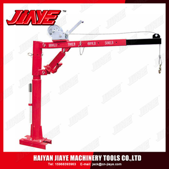 Small High Quality Lift Equipments 2000lbs Engine Crane