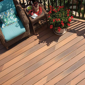 cheap tech wpc deck boards charcoal wood laminate wpc flooring