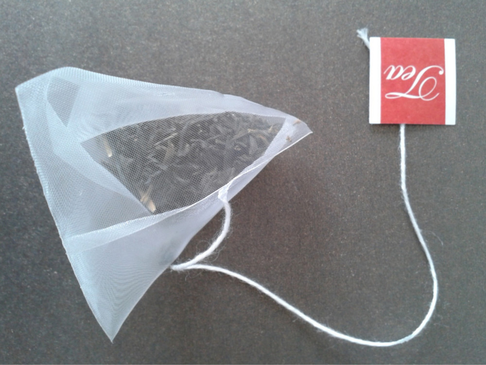 Empty Biodegradable Tea Bags Film