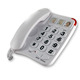 VoIP Phone IP Big Button Phone with Emergency Pendant D312I